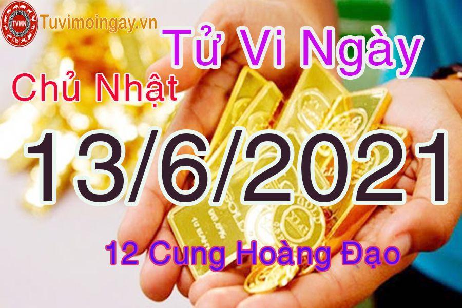 Tử vi ngày 13/6/2021 chủ nhật của 12 cung hoàng đạo
